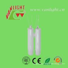 2U 3u 4u U plana forma poupança de energia lâmpada CFL tubo