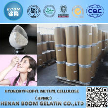 food grade for Packaging&coating material hydroxypropyl methylcellulose hpmc