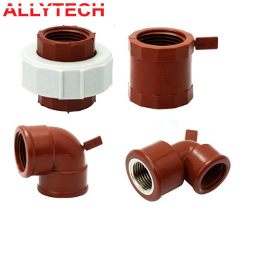 Forging High Pressure Threaded Tee Pipe Fitting