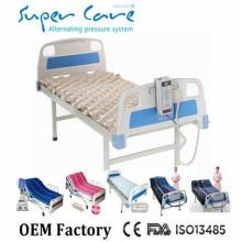 Anti decubitus medical air mattress with pump factory OEM service