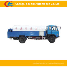 Dongfeng 4 * 2 3cbm Mini Staubsauger Kehrmaschine