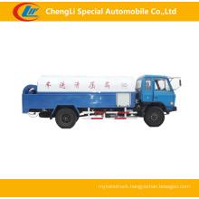 Dongfeng 4*2 3cbm Mini Vacuum Sweeper Truck