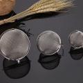 Ball Shape Tea Accessories Stainless Steel Tea Infuse