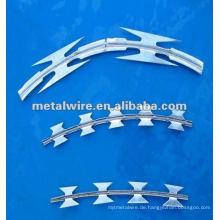 PVC beschichtete Stacheldraht Draht