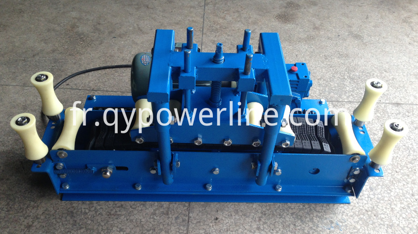 Fast Speed German Cable Conveyor