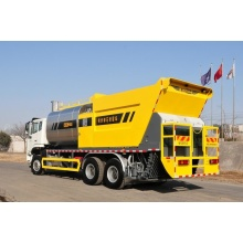Совокупное уплотнение разбрасывателя грузовика