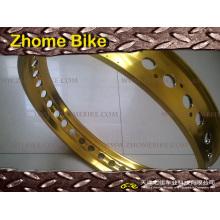 Велосипед части/велосипед обода колеса/грохота колеса/Fat/круглые отверстия/26X75mm Zh15rmh02