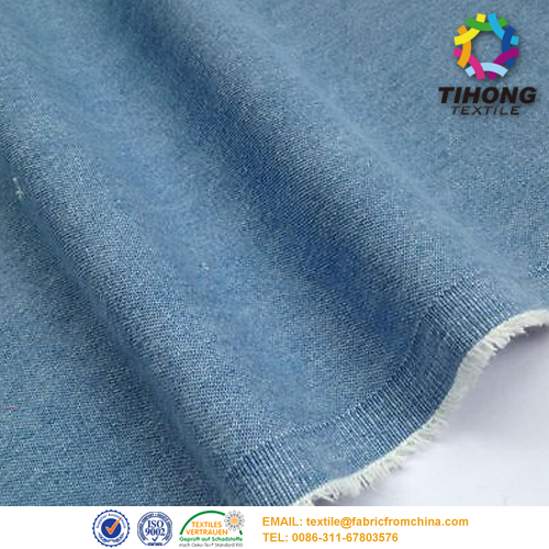 denim fabric for dress