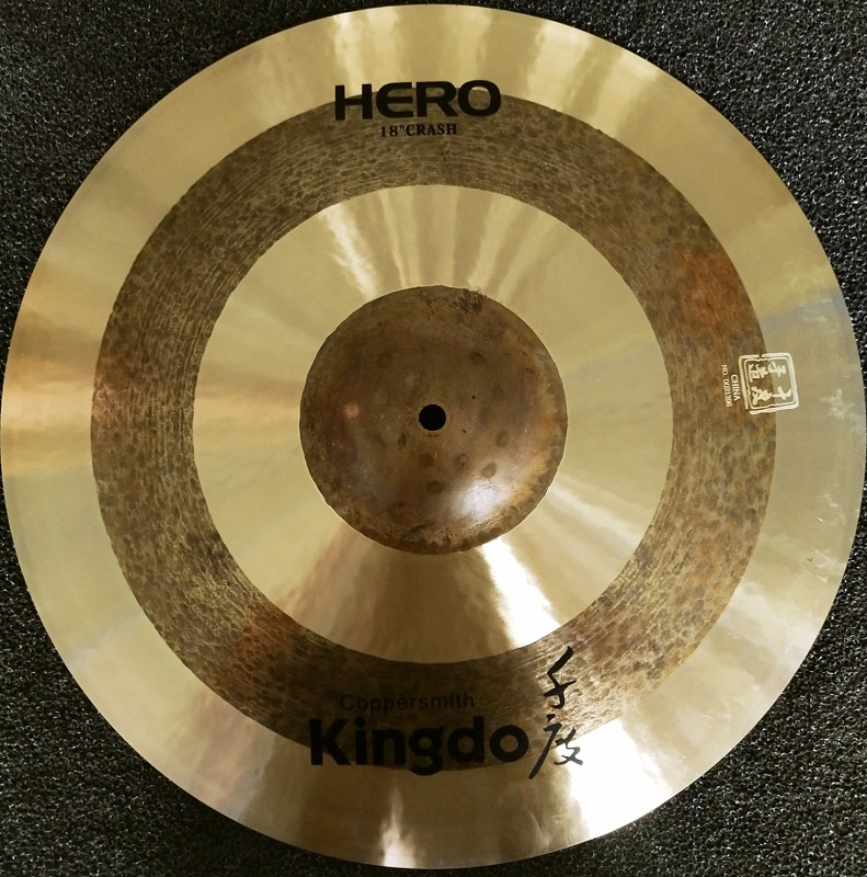 Percussion Professional Cymbals