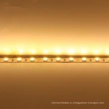 Водонепроницаемый 12V теплый белый 2700K 80ra Сид КРИ высокий Люмен 5050 SMD светодиодные ленты