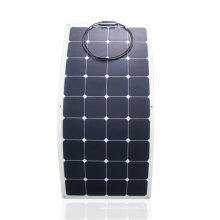 Panneau solaire semi-flexible de matériel de 100W ETFE