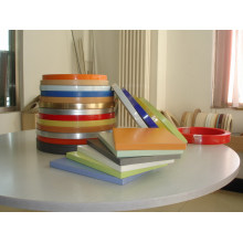 Borda de borda em PVC de cor sólida