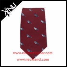 Men Fashion Design Your Own Custom Print Vogue Silk Tie