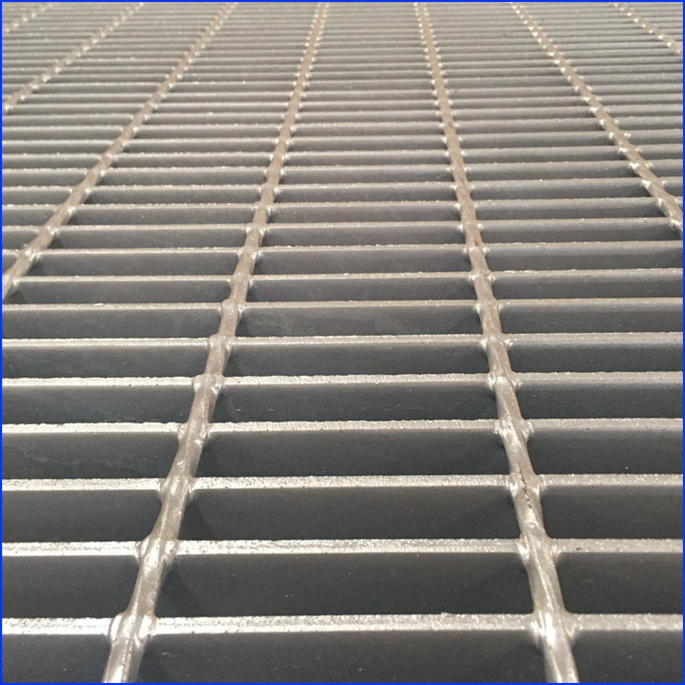Welded Twisted Steel Grating
