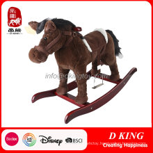 Spring Horse Ride on Horse Toy for Children Pass En71 Test
