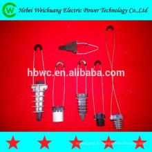 accesorios de energía eléctrica / aislamiento pinza de alambre de cuña