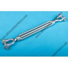 Chine Fournisseur Nous Type Drop Forgé Mini Câble Corde Tendeur