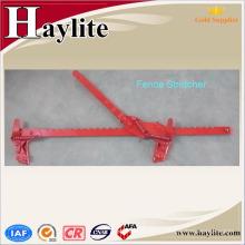 tendeur de fil de clôture pour les outils de clôture de maillon de chaîne