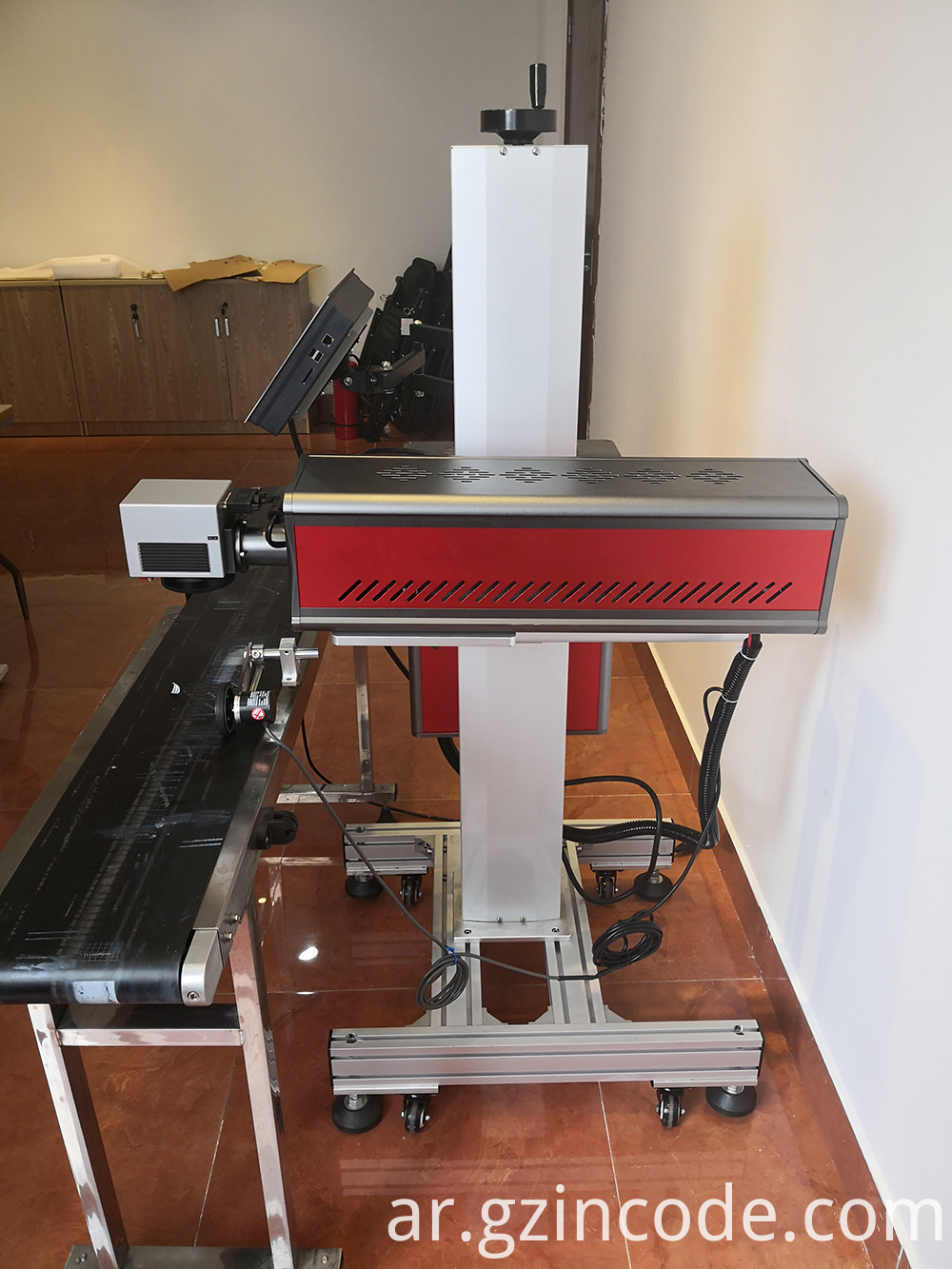 Industrial CO2 Laser Printer