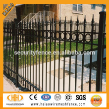 ISO 9001 factory high quality cast iron fence ornaments