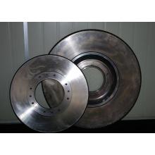 Árbol de levas y cigüeñal rectificado ruedas, ruedas del CBN
