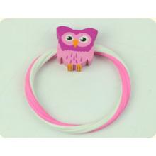 Cadeaux colorés d'ornement de gomme de bracelet