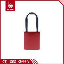 Cadeado de segurança de alumínio BD-A01, produtos Loto com certificação CE
