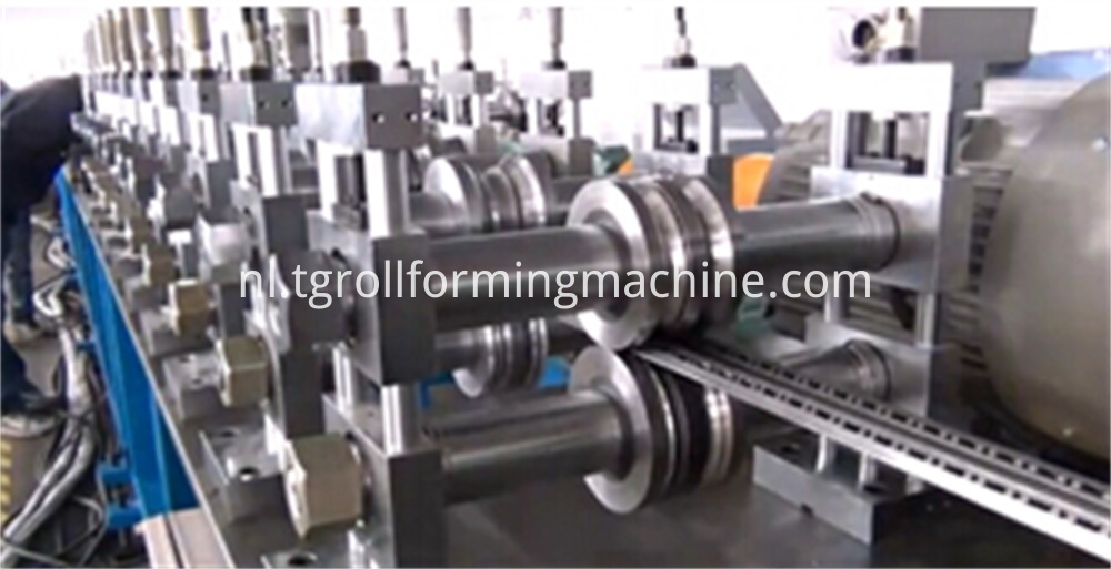 8MF Electric Cabinet Frame Machines