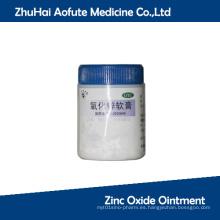 Pomada de Óxido de Zinc OTC Ungüento Medicial
