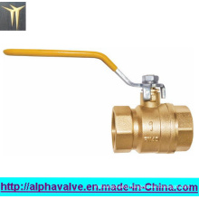 Female to Female Brass Full Bore Ball Valve (a. 0102)