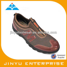 TPR outsole casual sneakers