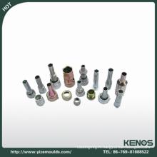 OEM Fabrication sur mesure en aluminium moulé sous pression pour les pièces de rechange de machines