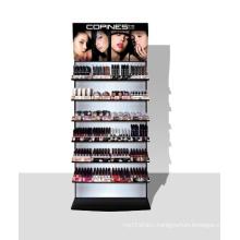 Pop Cosmetic Acrylic Display Stand, Advertising Acrylic Display Shelf