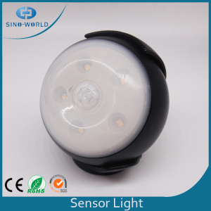 Globe Shape 360° Sensor Led Light Night Lamp