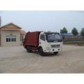 A Dongfeng Duolika garbage truck compactor cost