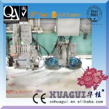 HUAGUI escolhem a máquina do bordado das etiquetas do cristal de rocha da cabeça for sale