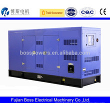 water-cooled 112KW LOVOL silent diesel generator set