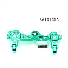 Pour le film conducteur de membrane de combiné de membrane de vibration de six axes de contrôleur de PS3