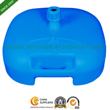 Base de parasol en plastique pour extérieur parasol (PB-D)