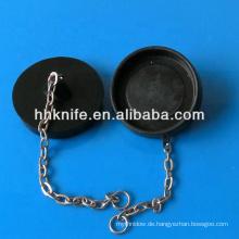 Flexibles Silikon-Spülbecken-Sieb mit gutem Griff