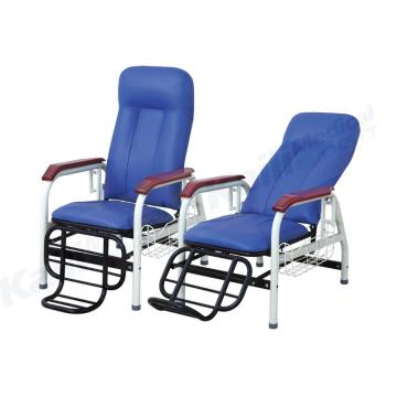 Manual Hospital Transfusion Chair Infusion Recliner Sofa