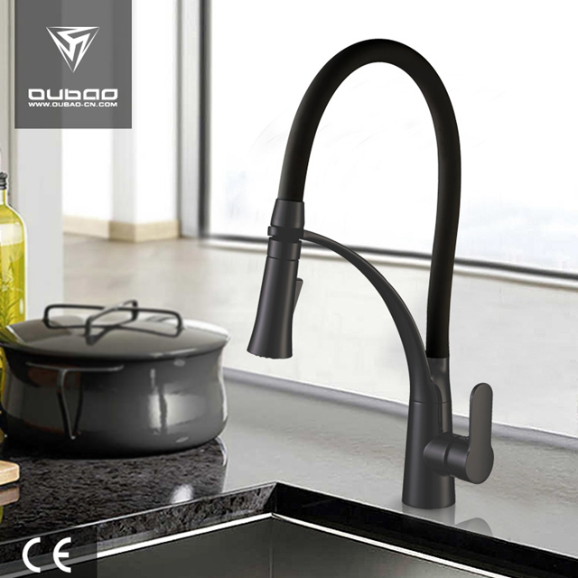 One Hole Kitchen Faucet Ob F20