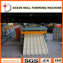 Dixin Hot Sale Aluminium Tile Forming Machine