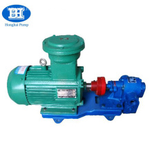 Stainless Steel Bitumen Heavy High Viscosity Crude Oil Gear Pump