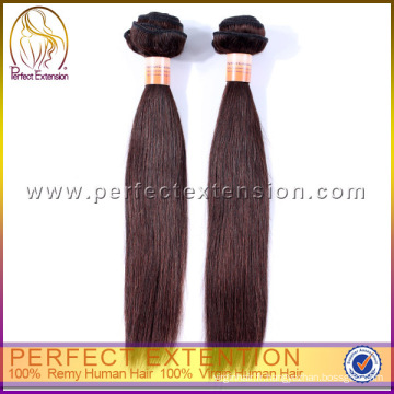 Soie cheveux raides Extensions New York tissage cheveux