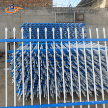 2015 hot sales economic sliding iron main gate design (ISO9001)