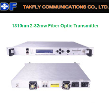 CATV 1310nm 32MW Fiber Optic Transmitter