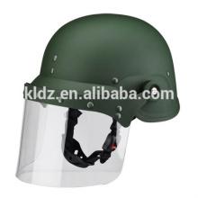Casco militar FBK-GL02 con viso