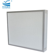 Hocheffizienter Mini Pleated Hepa Filter