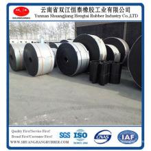 Acid - Alkaline Resistant Conveyor Belt Rubber Conveyor Belt